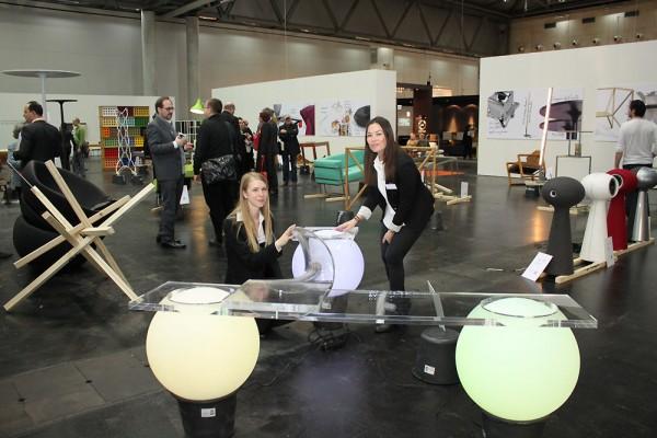 Light art biennial contemporary art design architecture for Interieur messe wien