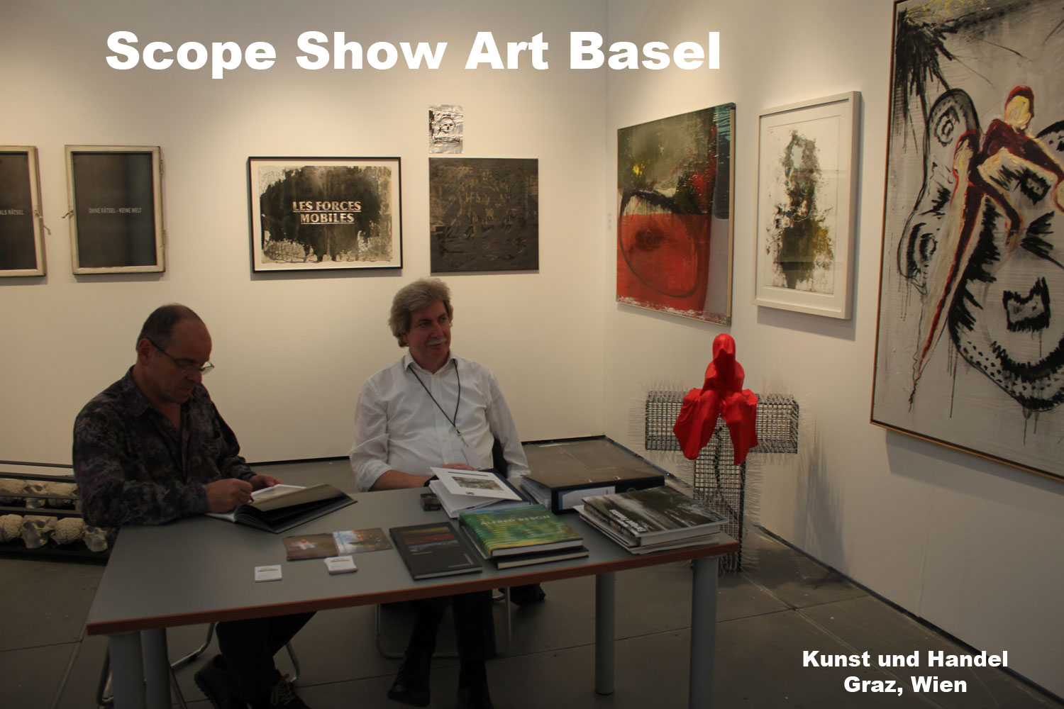 Uncategorized Handel Contemporary just arrived in basel scope show kunst und handel graz vienna t guardian art fair contemporary